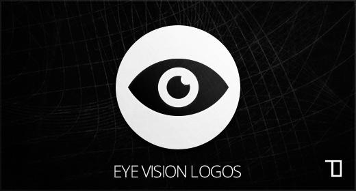 Eye vision logos