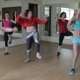 Fitness Group Exercising In The Fitness Centre - VideoHive Item for Sale