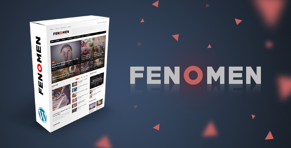 Fenomen | Legendary WP Theme