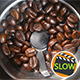 Grinding Coffee Beans  - VideoHive Item for Sale