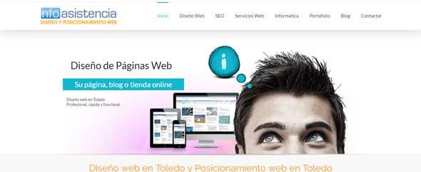 Web infoasistencia