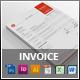 Invoice Template 2016 - GraphicRiver Item for Sale