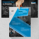 A4 Corporate Flyer 08 - GraphicRiver Item for Sale