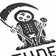 Death Dealer Logo Template - GraphicRiver Item for Sale