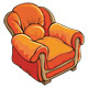 Armchair - GraphicRiver Item for Sale