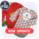 Baby Clothes Mock-Up - GraphicRiver Item for Sale