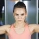 Girl in a Gym - VideoHive Item for Sale