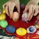Preparation of Easter Eggs, the Feast of the Passover - VideoHive Item for Sale