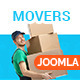 Express Movers - Joomla Template - ThemeForest Item for Sale