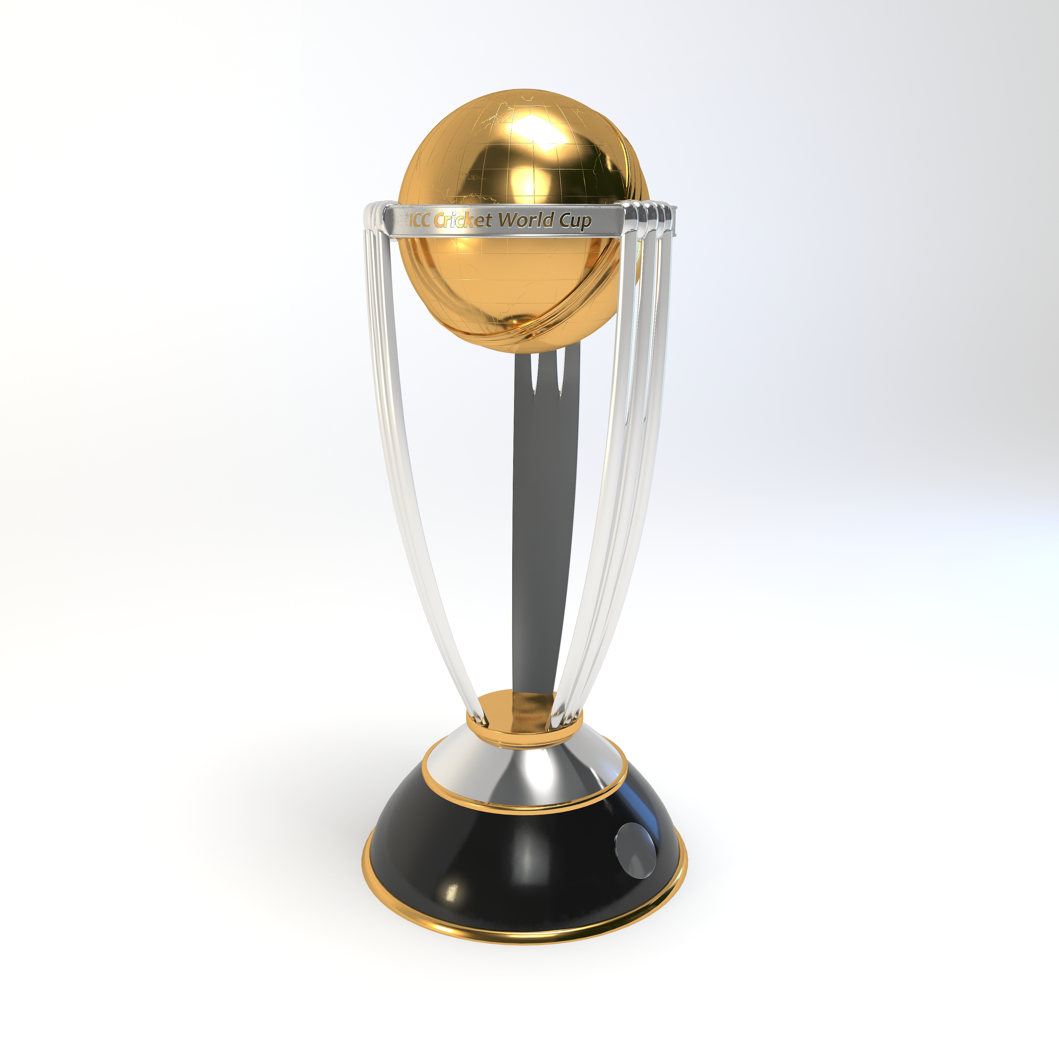 Cricket Trophy By Cerebrate 3docean