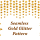 Seamless Golden Glitter Pattern - GraphicRiver Item for Sale