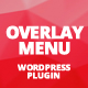 Overlay Menu WordPress Plugin - CodeCanyon Item for Sale