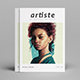 Artiste / Multipurpose Minimal Portfolio  - GraphicRiver Item for Sale