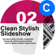 Clean Stylish Slideshow - VideoHive Item for Sale
