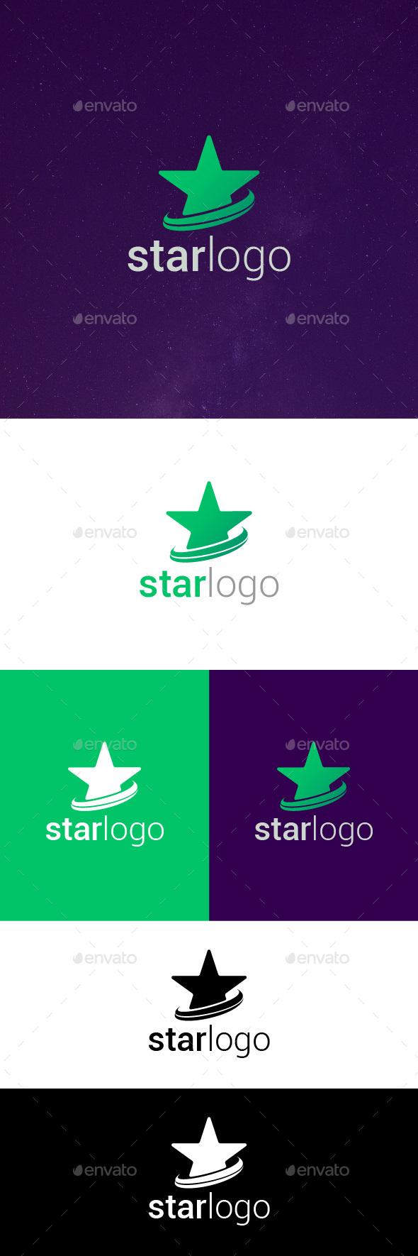 Star Logo Template - Symbols Logo Templates