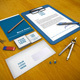 Corporate Mockup - GraphicRiver Item for Sale