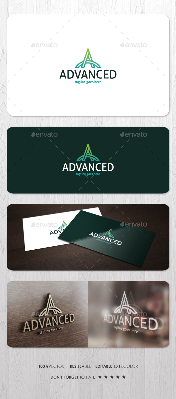Advanced Logo - Letters Logo Templates