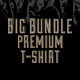 Premium T-shirt Design Bundle - GraphicRiver Item for Sale