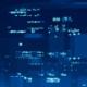 City Light Tech Digital Background - VideoHive Item for Sale