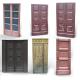 Old wooden doors - 3DOcean Item for Sale