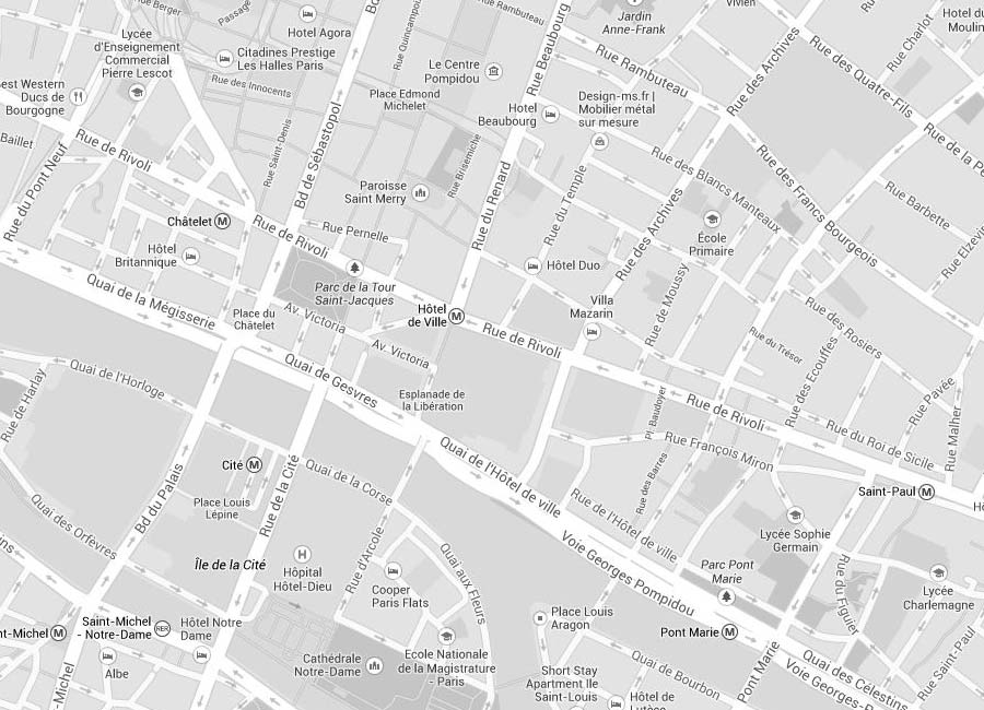 Colors For Google Maps