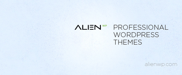 Alienwp professional themes