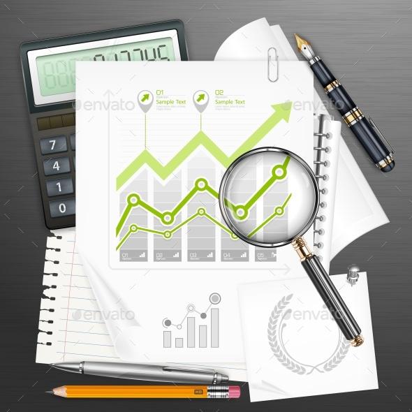 Tools for Business - Vectors