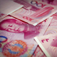 100 Chinese Yaun Bills Rotating - VideoHive Item for Sale
