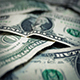 Dollar Bills Rotating - VideoHive Item for Sale