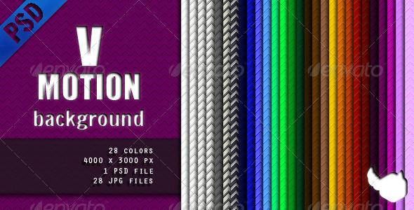 V Motion Background - Backgrounds Graphics