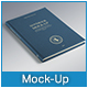 Notebook Mockup - GraphicRiver Item for Sale
