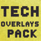 Tech Overlays Pack - VideoHive Item for Sale