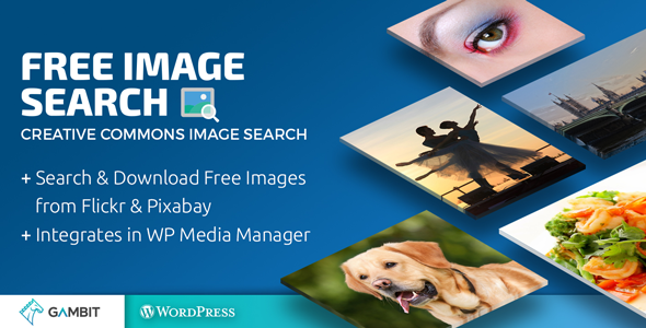 Free Image Search - Creative Commons Image Search - CodeCanyon Item for Sale