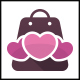 Shopping Love Logo