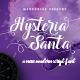 HYSTERIA SANTA - GraphicRiver Item for Sale