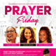 Women of Prayer Church Flyer Template  - GraphicRiver Item for Sale