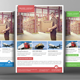 Delivery And Shipment Flyer Template