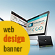 Web Design Banner Ads - GraphicRiver Item for Sale
