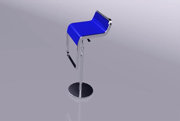 Chair model - 3DOcean Item for Sale