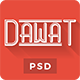 Dawat - Event & Conference PSD Template - ThemeForest Item for Sale