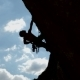 Silhouette of a Climber - VideoHive Item for Sale
