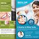 Dental Clinic Flyers Bundle - GraphicRiver Item for Sale