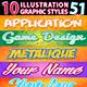 10 Illustrator Graphic Styles Vol.51 - GraphicRiver Item for Sale