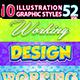 10 Illustrator Graphic Styles Vol.52 - GraphicRiver Item for Sale