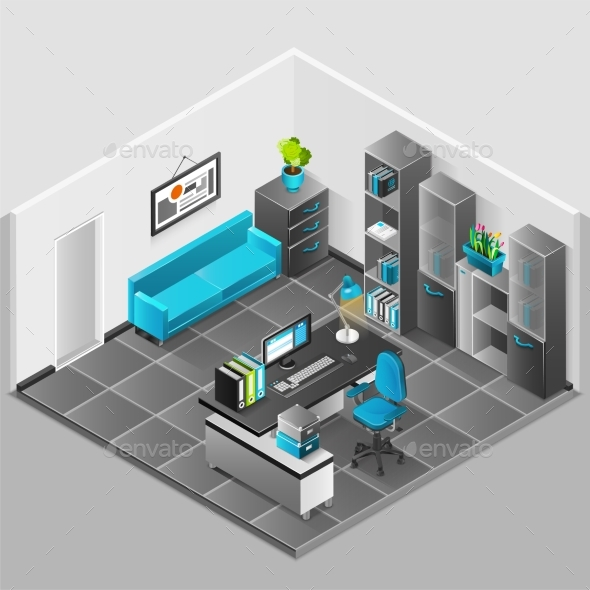 Office Interior Design - Concepts Business