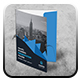 CORPORATE PREAENTATION FOLDER - GraphicRiver Item for Sale