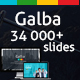 Galba Powerpoint Presentation Template - GraphicRiver Item for Sale