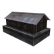 low poly old house - 3DOcean Item for Sale
