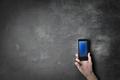 Smartphone and blackboard - PhotoDune Item for Sale