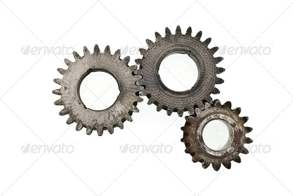 Gears - Stock Photo - Images